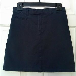 Girls Navy blue Skirt